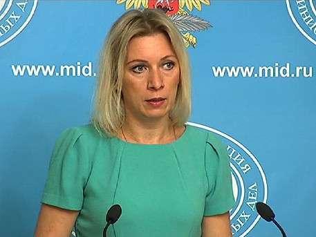 Мария Захарова жёстко прокомментировала снос памятника Черняховскому в Польше