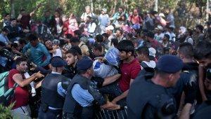 Хорватия перекрыла дороги из Сербии из-за потока мигрантов