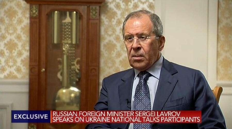 Сергей Лавров: Мы не собираемся вводить войска на Украину