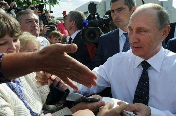 The Washington Post. Путин победил