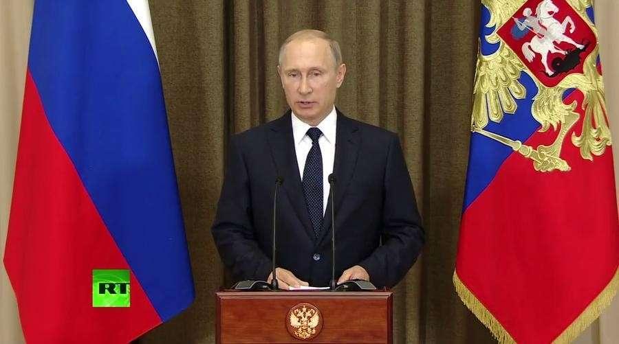 Владимир Путин заверил, что ЧМ-2018 по футболу в России войдёт в историю мирового спорта