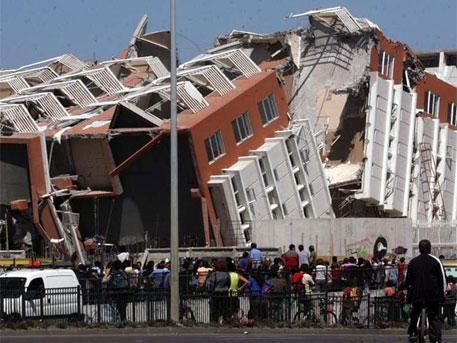 Возросло число погибших во время землетрясения в Чили