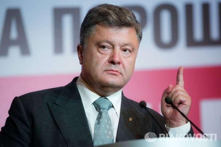 Порошенко убежден, что гений украинцев изменил мир