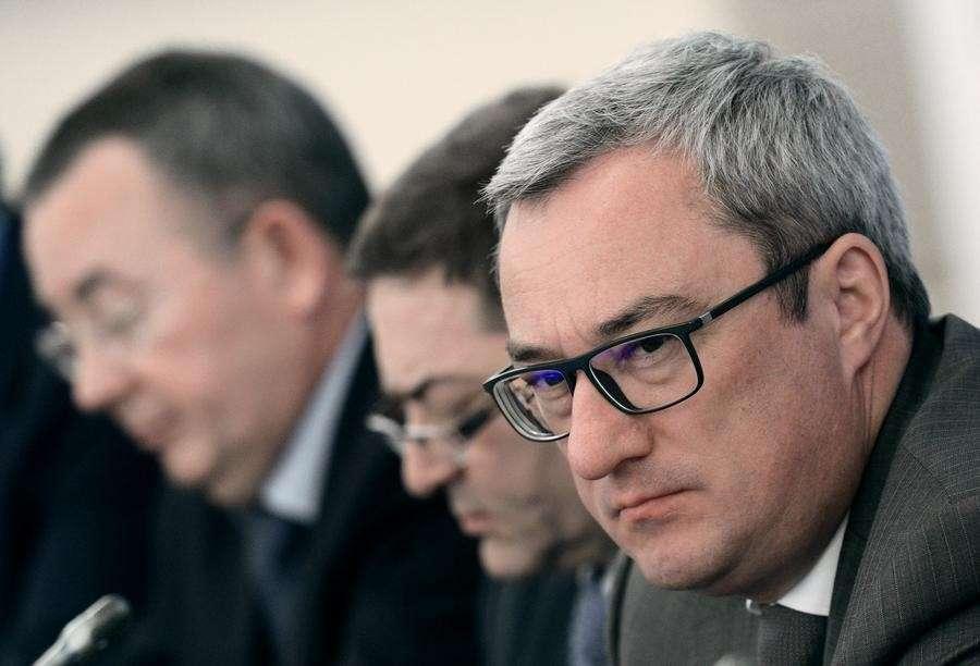СК РФ назвал главу Коми Вячеслава Гайзера лидером преступной группировки