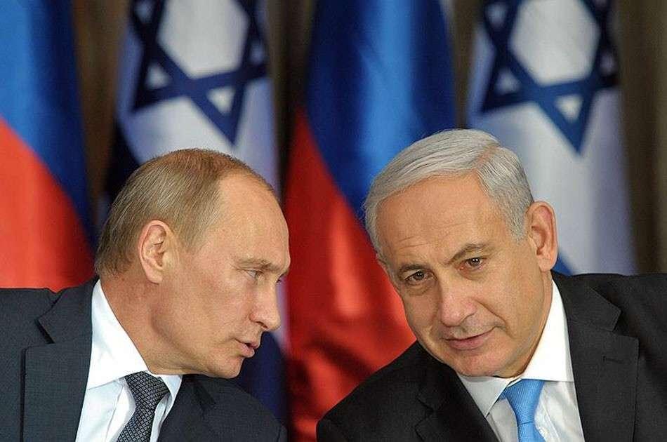 Веня Нетаньяху срочно бежит в Москву