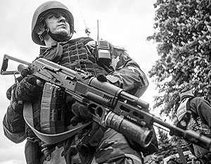 Белый дом отрицает присутствие на Украине американских наёмников