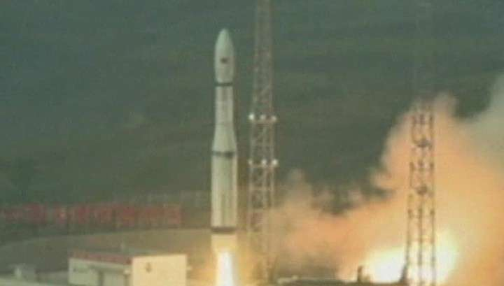 Китай запустил на орбиту ракету «Чанчжэн-6» с 20 микроспутниками