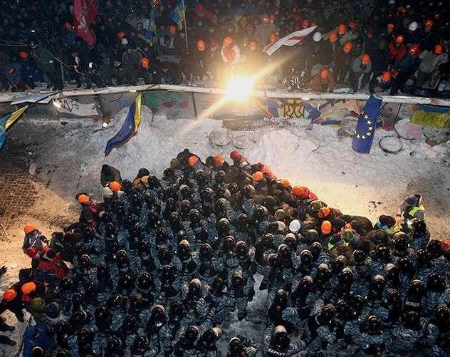 США готовят майдан в России