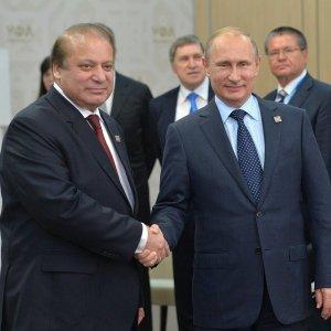 Пакистан развернулся к России на случай проблем с США