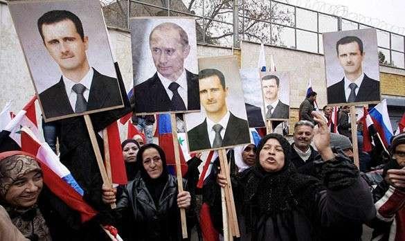 РФ может помешать США бесконтрольно бомбить Сирию