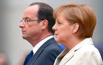 Виражи большой политики Берлина и Парижа