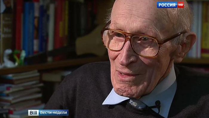 Легендарный Дроздов - отец «Вымпела» и патриарх разведки - отмечает 90-летие