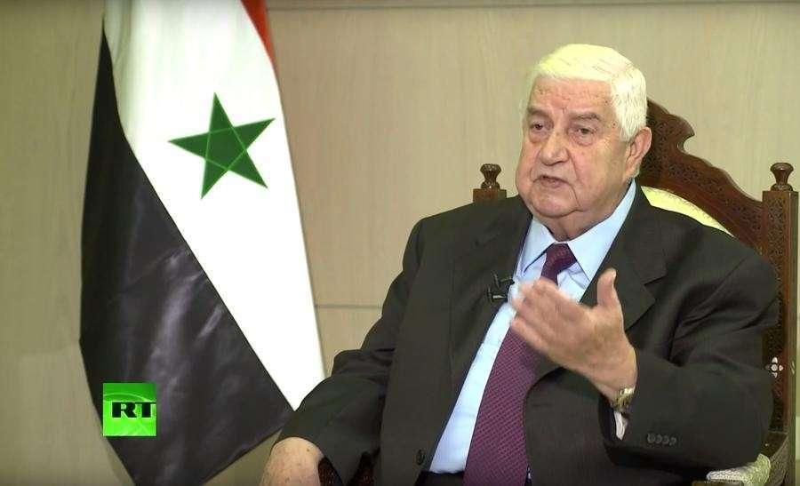 Сирия доверяет руководству России и верит в его решимость
