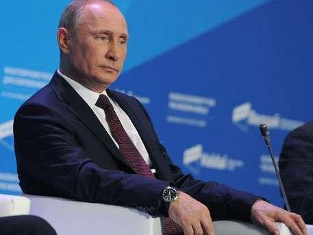 Владимир Путин принял приглашение посетить Японию