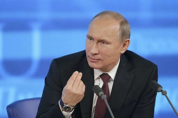 Экономические вехи Владимира Путина