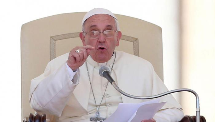 Папа римский сообразил, что без России нельзя решить ни одной мировой проблемы