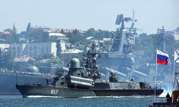 Как вооружается Крым: земля, вода, воздух