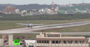 Власти Окинавы попросят ООН вмешаться в ситуацию с американской военной базой