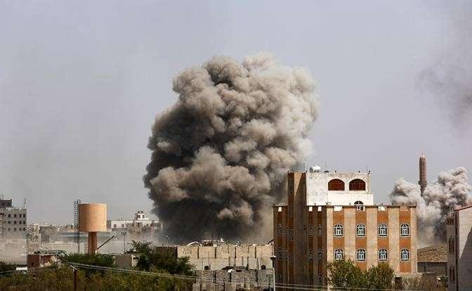 Ещё одна большая война на Ближнем Востоке