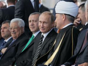 Владимир Путин процитировал Коран, открывая в Москве Соборную мечеть