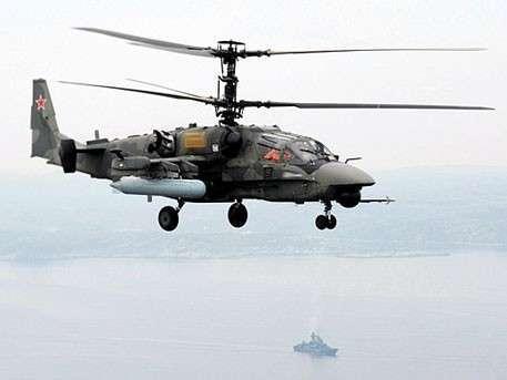 Египет приобрёл у России 50 вертолётов Ка-52К для «Мистралей»
