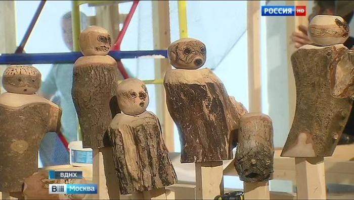 На ВДНХ открылась «выставка убожества»