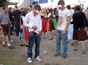 В «просвещённой» Германии начался пивной праздник Октоберфест