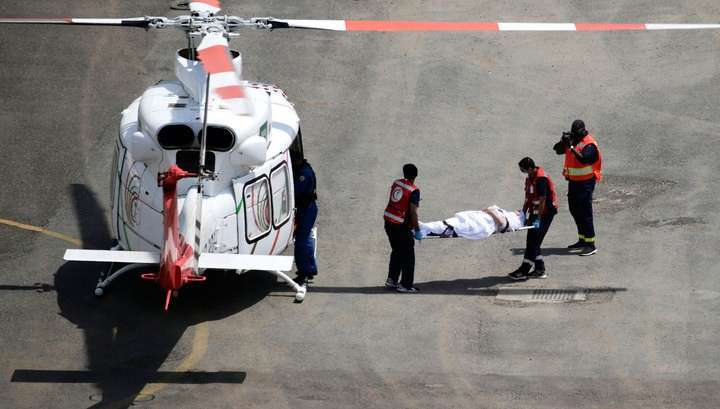 В давке в Мекке погибли 717 человек. Россиян среди погибших нет