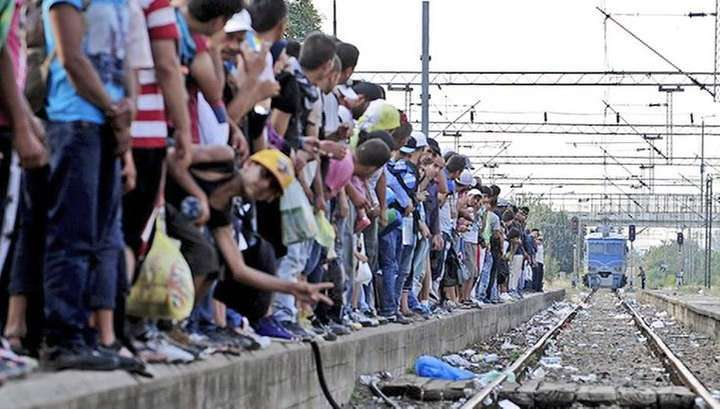 Главы стран Евросоюза разругались из-за сирийских беженцев