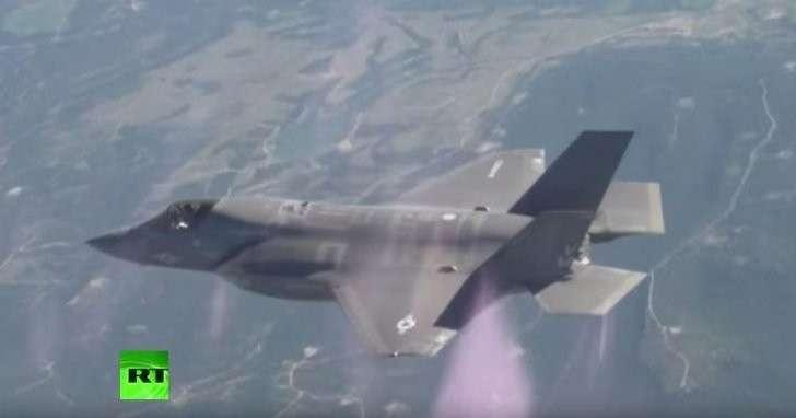 ВВС США пришлось прибегнуть к пиару, чтобы спасти имидж истребителя F-35