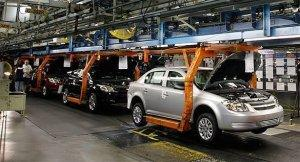 В Ижевске стартует производство Lada Vesta