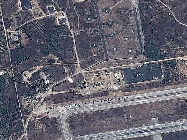 Про российские самолеты в Сирии и танки в Донбассе
