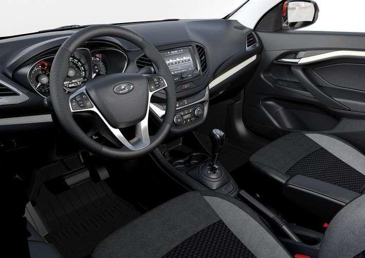 Дан старт производства Lada Vesta