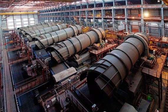 Металлургический завод азовсталь
