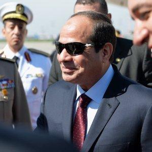 Президент Египта призвал мир объединить усилия в борьбе с терроризмом