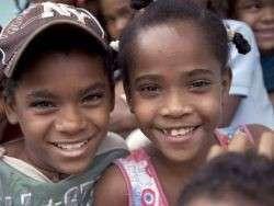 Негритянки Доминиканы к 12 годам становятся мальчиками