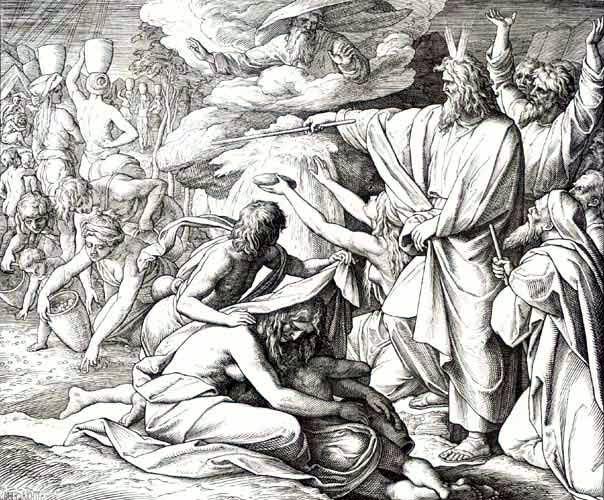 О мире, который придумали иудеи, приписав себе древнюю историю