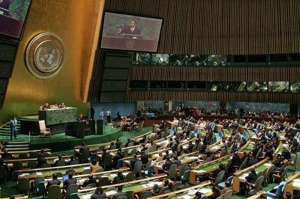 Сергей Лавров проведёт более 50 мероприятий на полях Генассамблеи ООН