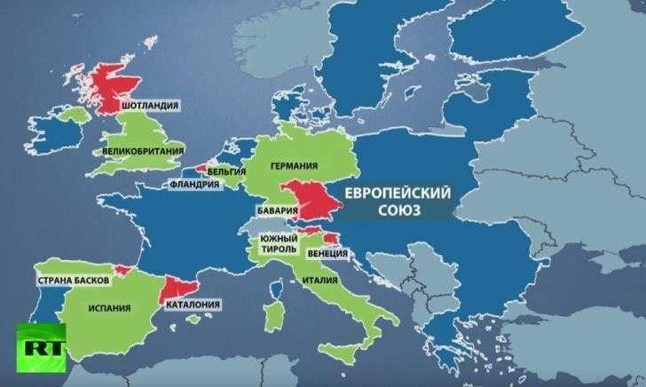 Выборы в Каталонии могут вызвать эффект домино в Европе