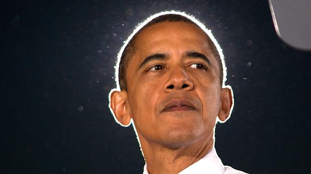 Obama Las Vegas Flickr Matt Cadwallader