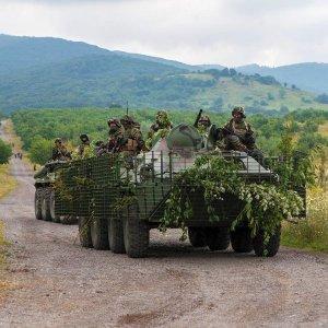Украинские каратели в Донбассе долгое время не знали о перемирии