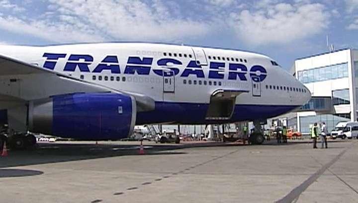 Самолёты «Трансаэро» будут летать только из аэропорта Внуково