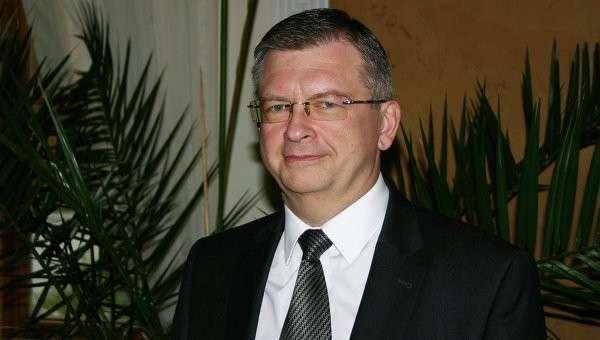 Посол РФ в Польше Сергей Андреев, архивное фото