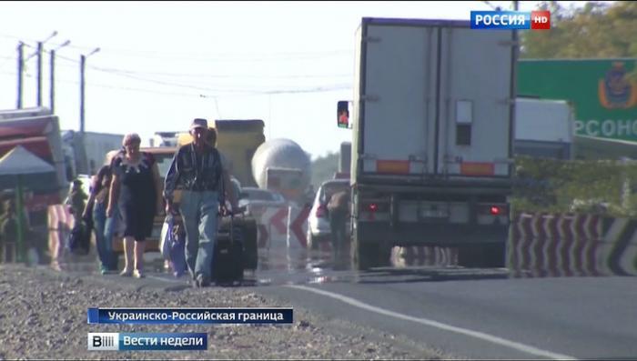 Под видом блокады Крыма идёт передел рынка