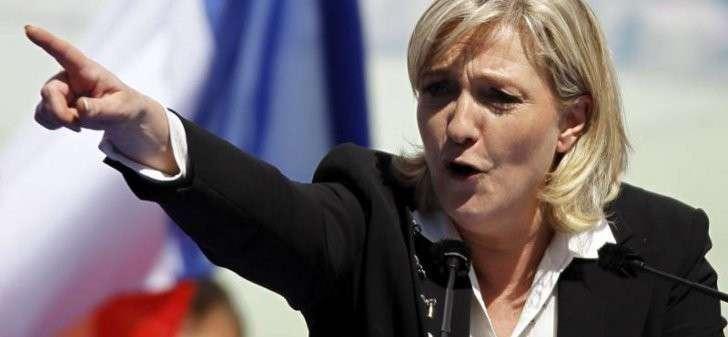 Марин Ле Пен призвала строить «Европу от Бреста до Владивостока»
