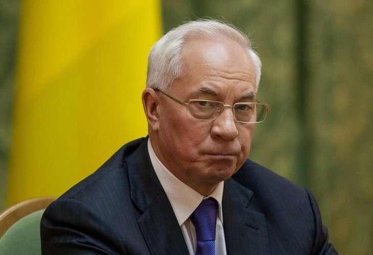 Николай Азаров считает, что выступление Порошенко в ООН было убогим по смыслу и содержанию