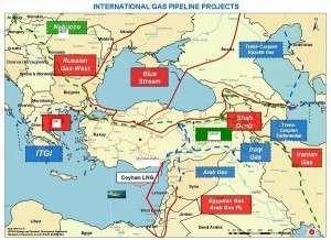 Сирия США газ нефть