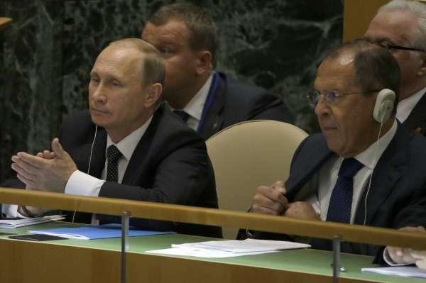 Реакция мировых СМИ на выступление Владимира Путина в ООН