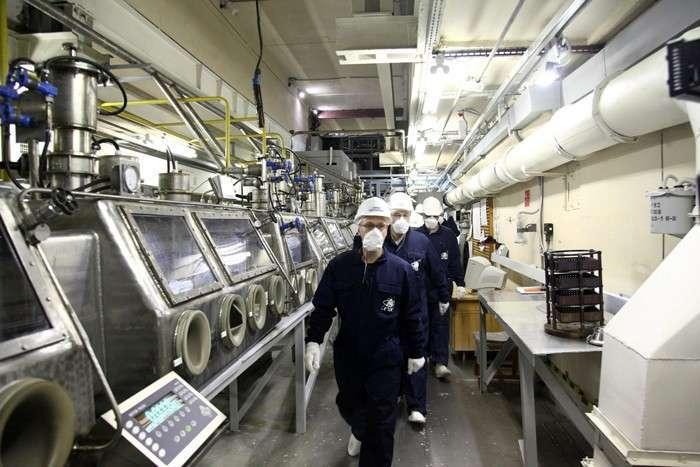 Росатом начал промпроизводство МОКС-топлива для реакторов на быстрых нейтронах