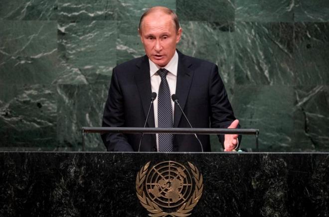 Владимир Путин протянул Обаме руку партнёрства и помог сохранить лицо